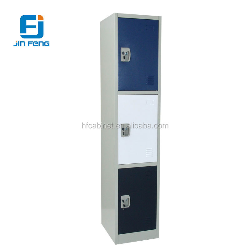 3 tier small storage chest lockers for sale