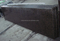 High quality tropical brown granite countertops