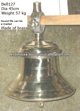 High Quality hand made brass bell