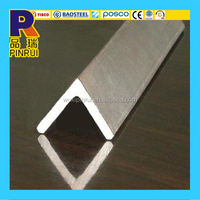 Standard Sizes For Stainless Steel Angle Iron