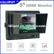 "Lilliput 5"" HD Field HDMI DSLR Camera LCD Monitor"