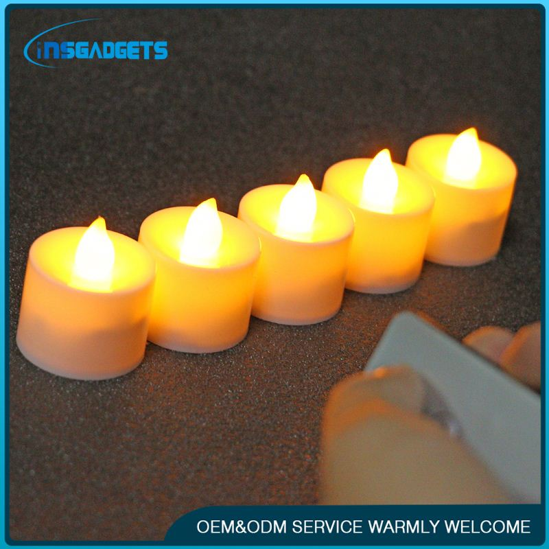 Led wax candle light ,h0ttb party decoration fireworks led candles for sale
