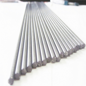 99.95 polishing Tungsten Price Kg Tungsten Round Bars Price