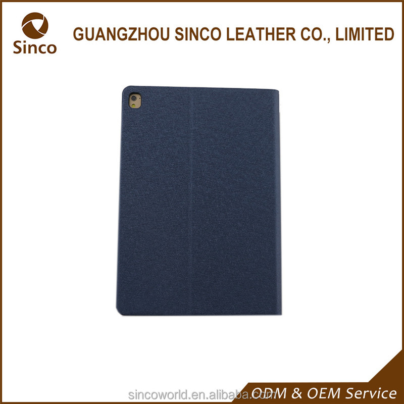 Customized models pu leather explosion proof case for ipad