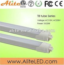 2012 High quality !! 3years Warranty 2ft 12W dimmable led tube lighting