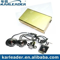360 degree Car Camera bird view Seamless Security Parking System