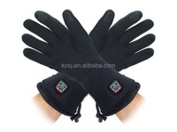 battery heated glove liner, thin heated glove thermo glove