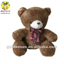 2012 newest product big bears with scarf