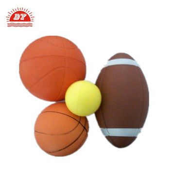 High Quality Pet Toy Rubber Ball