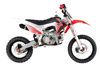2016 HIGH QUALITY PH10 LANNER OFF ROAD DIRT BIKE RED COLOR