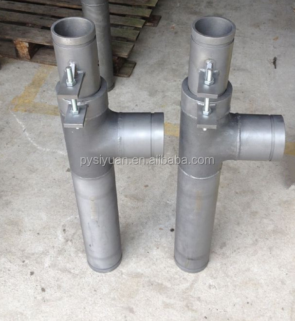 guangzhou high quality big size venturi tube from china