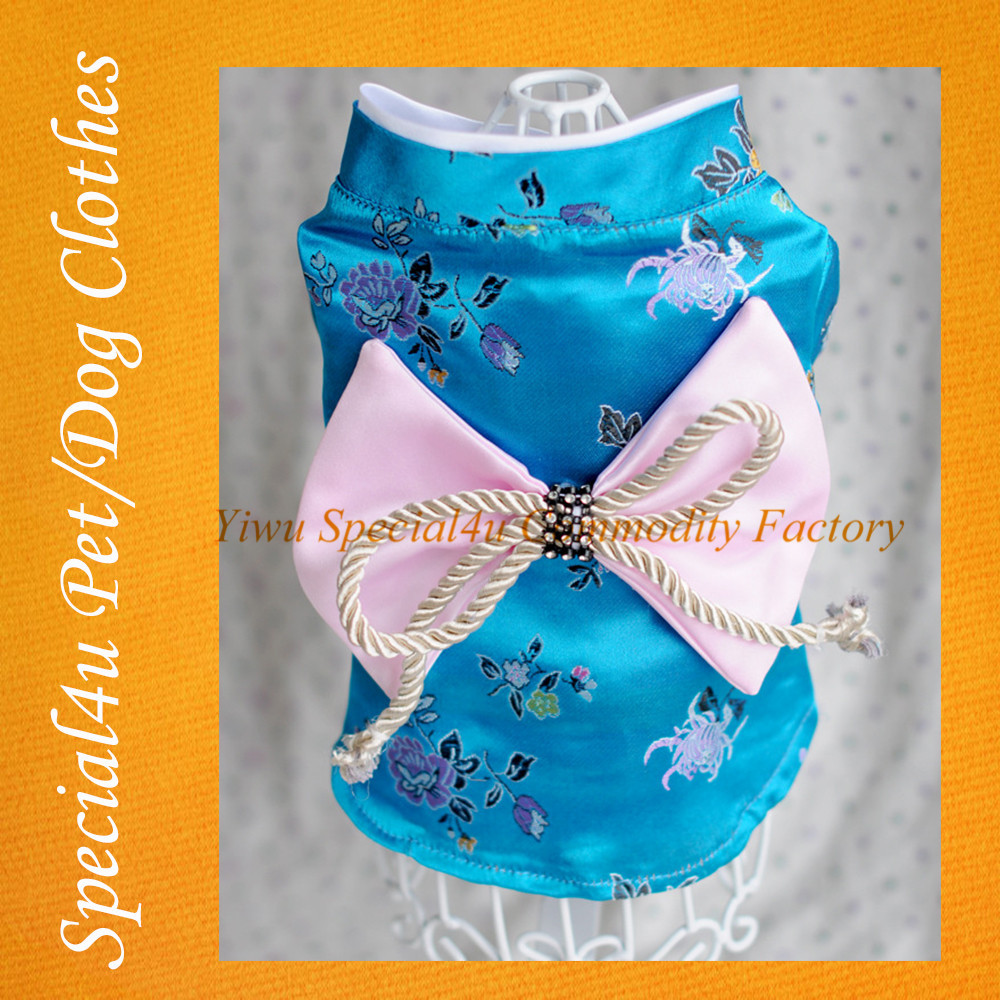 SHLY-1012 Wholesale Japanese style dogs pretty kimono,pet dress fashional and cute dogs clothes