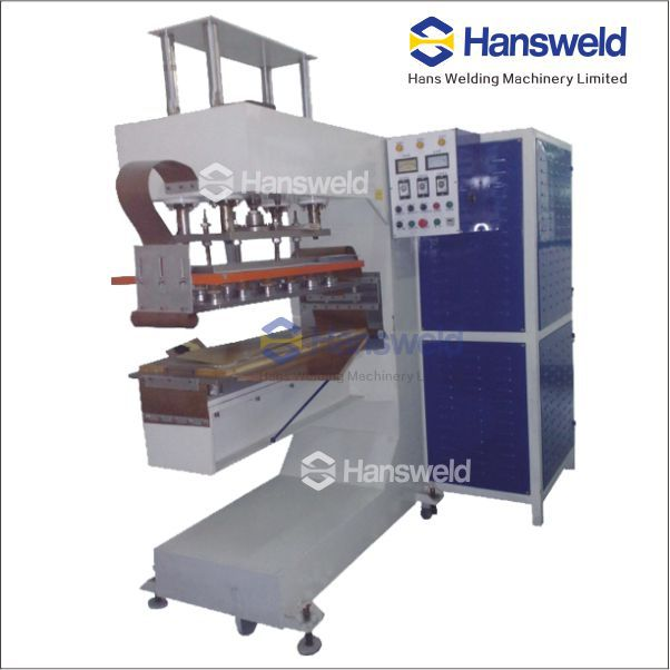 high frequency welding machine for conveyor belts
