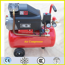 2016 Hot sales factory best price 16L tank mini portable piston mobile air compressor