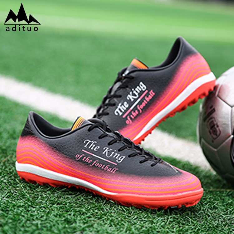 New Style Wholesale Fashion Football Boot Black