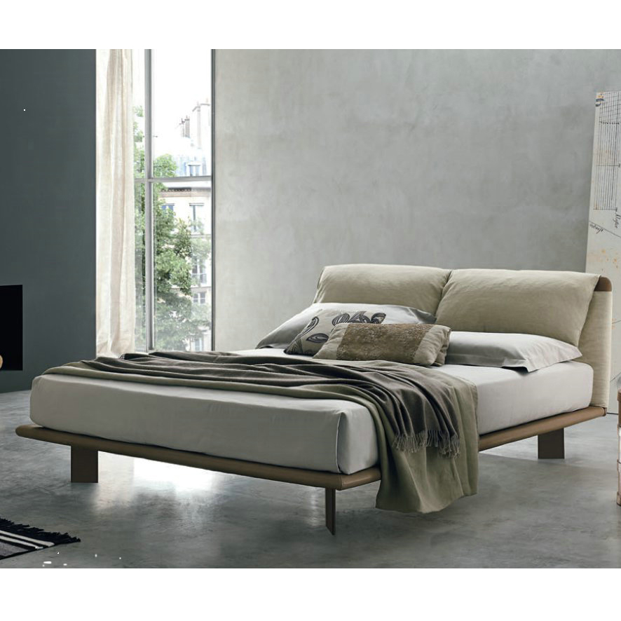 Furniture foshan china sleigh bed