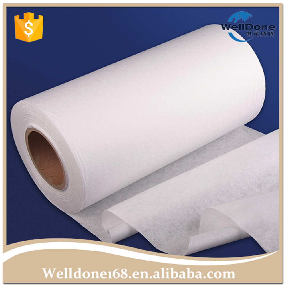 Alibaba China wholesale disposable spunlace nonwoven wipe