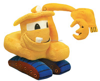 construction crane toys plush toys for crane machines