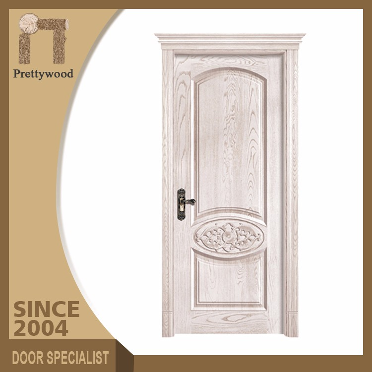 Good Sound Insulation Performance Interior Wood Door Pictures