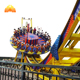 Attractions amusement park rides mega disk'o for sale