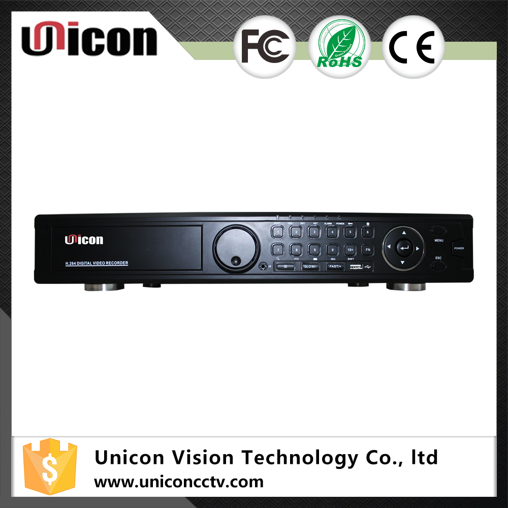 Unicon Vision H.246 4SATA 16CH CCTV DVR Low Cost Cctv Camera price list