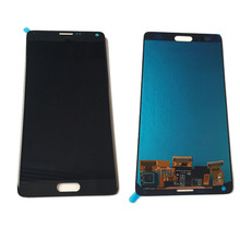 Mobile Phone Repair parts For Samsung Galaxy Note 4 N9100 LCD Display Touch Screen Digitizer Replacement
