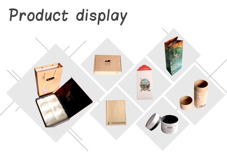 Melhor Venda Embalagem Barato Dobrável Pequena Caixa de Doces de Papel