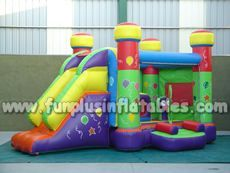 Mini home use inflatable bouncy castle,inflatable jumping house F1027