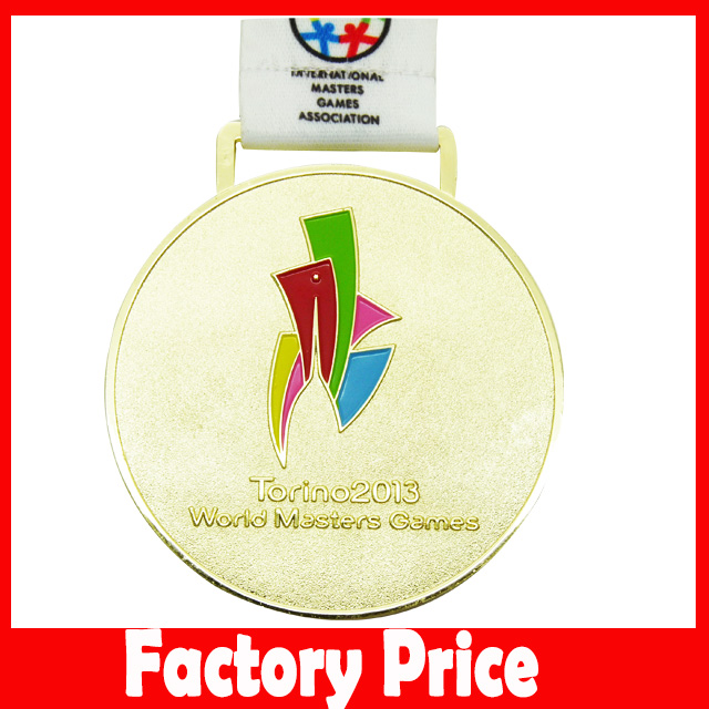 CR-MMD1119_medal Brand new map of valparaiso chile with ce certificate with high quality