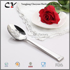 High Quality Made in China stainless steel dinner honey spoon