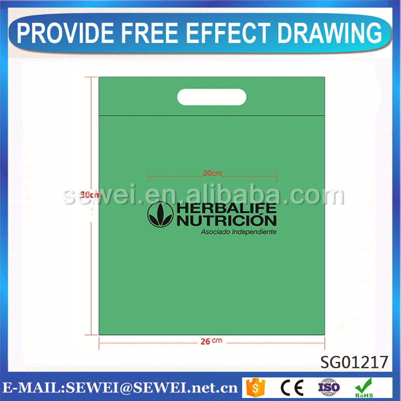 2017 Amazon hot sale product Customizable Screen Printing Non-woven Cheap Flat Bag on online shopping