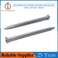 steel concrete nails bamboo joint/steel nails dozer/strip nails