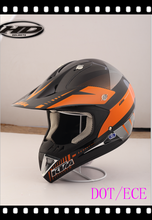 HD ECE full face cross sports helmet/helmet motorcycle motocross HD-802
