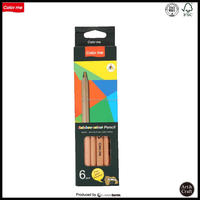 6 Color Pencil Set;promotional