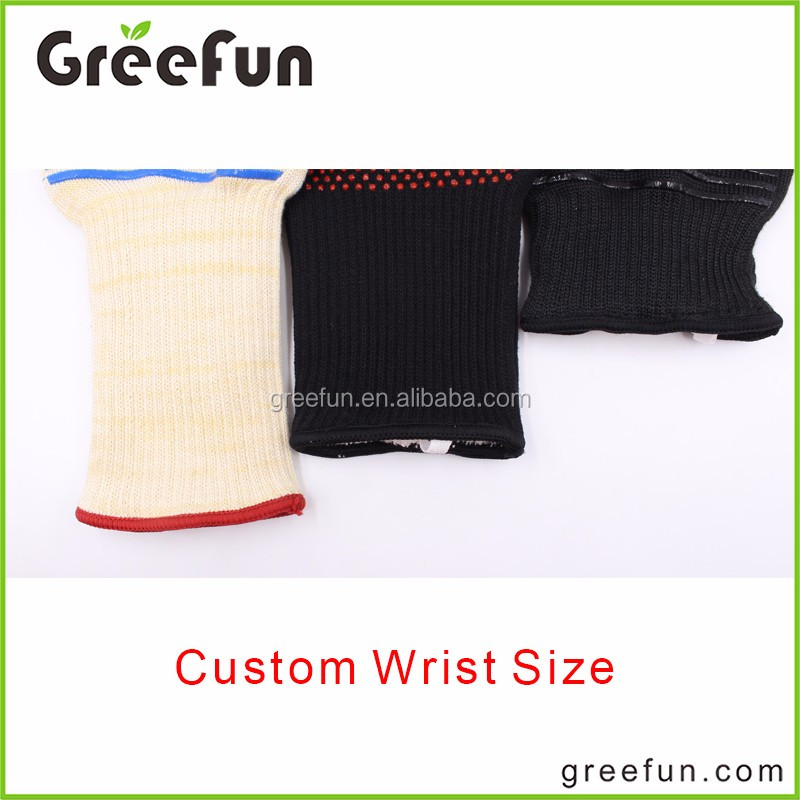 Wholesale Cooking Barbecue Gloves,Silicone Strip Barbecue Mitt ...