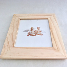 Wholesales High Quality Wooden Photo Frame Picture Frame Square