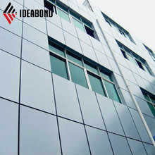 aluminum exterior facade panel building cheap wall material