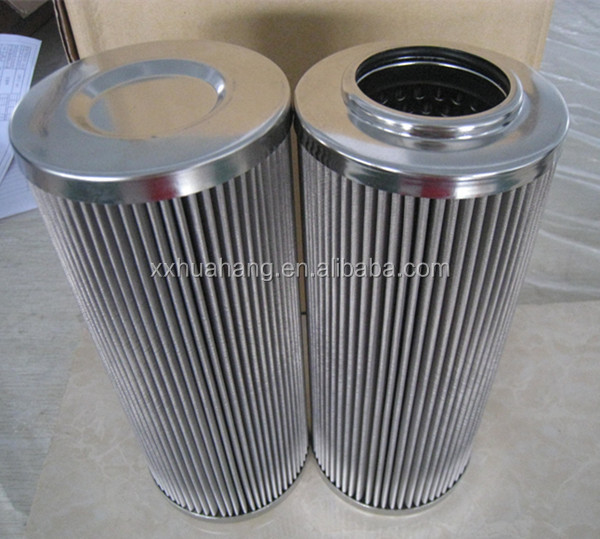 glass hydraulic filter element hydac filter with bypass valve