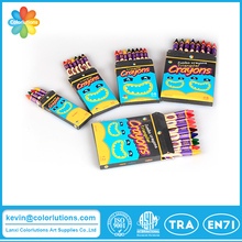 Best sale promotional wax crayon set