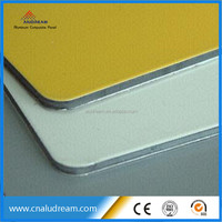 cheap exterior wall panel alucobond panel price