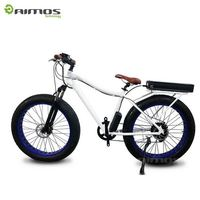Fast Speed wide handle Vintage Electric Bike