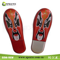 Chinese Style! Mask usb good for souvenir gift and the cheapest available in market