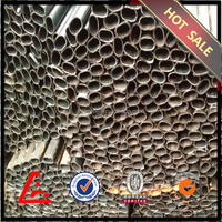 welded carbon oval pipes,oval shape tubes,furniture tubes
