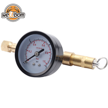Adjustable Pressure Relief Valve with Scale for Homebrew Beer Ball Lock Keg Equipment