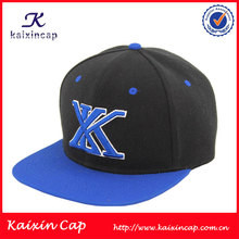 Wholesale Yupoong Blank Custom Embroidery Leather Basketball Snapback Hat