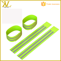 High Visibility And Safety Elastic Reflective
