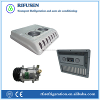 odel: AC05, Low price 12 volt construction machinery air conditioner