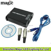 DMX Free FreeStyler light control software Programmable DMX Controller USB DMX512 Controller