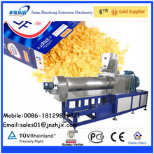 exclusive best in industry flour flakes breakfast cereals making machine/processing line