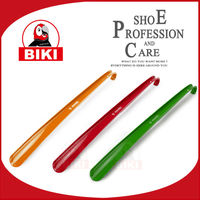 59cm long handle plastic shoe horn